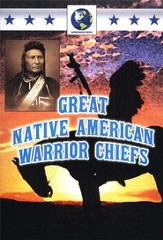 Great Native American Warrior Chiefs DVD