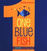 One Blue Fish, A Colorful Counting Book