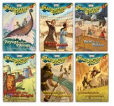 Adventures in Odyssey The Imagination Station ® Series Volumes 1-6