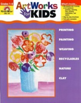 Art Works for Kids, Grades 1-6