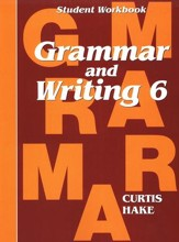 Hake's Grammar & Writing Grade 6 Student Workbook - Slightly Imperfect