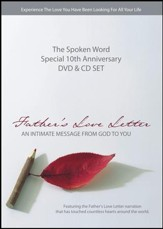 Father's Love Letter DVD & CD Set