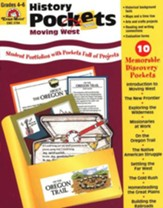 History Pockets: Moving West, Grades 4-6