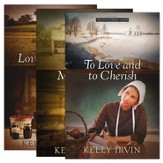 The Bliss Creek Amish Series, Volumes 1-3