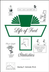 Life of Fred: Statistics
