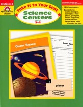 Take It to Your Seat: Science Centers, Grade 3-4