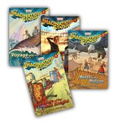 Adventures in Odyssey The Imagination Station® Series Volumes 1-4