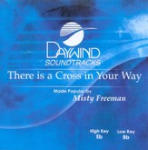 There Is A Cross In Your Way, Accompaniment CD