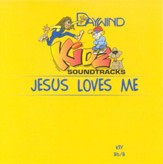 Jesus Loves Me, Accompaniment CD