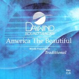 America the Beautiful, Accompaniment CD