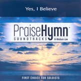 Yes, I Believe, Accompaniment CD