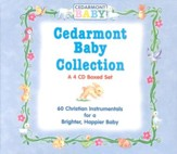Cedarmont Baby Collection, 4 CD Boxed Set