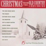 Christmas From The Old Country Church [Music Download]