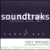 Holy Ground, Accompaniment CD