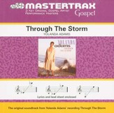 Through the Storm, Accompaniment CD