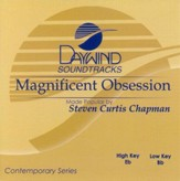 Magnificent Obsession, Accompaniment CD