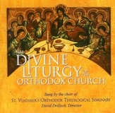 The Divine Liturgy of the Orthodox Church--CD