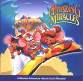The Amazing Miracles CD