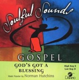 God's Got A Blessing, Accompaniment CD