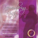 Remembering Rusty, Volume 1 CD