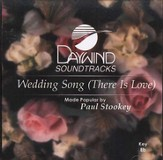Wedding Song (There Is Love), Accompaniment CD