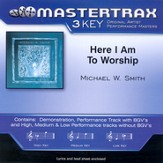 Here I Am To Worship, Accompaniment CD