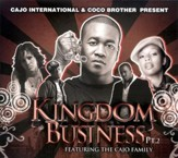 Kingdom Business Pt. 2 CD
