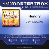 Hungry, Accompaniment CD