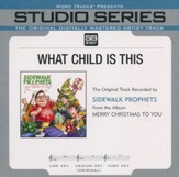 What Child Is This (Medium Key Performance Track Without Background Vocals) [Music Download]