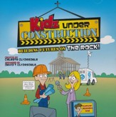 Kidz Under Construction, Listening CD
