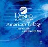 American Trilogy, Accompaniment CD