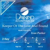 Keeper Of The Lost and Found, Accompaniment CD