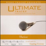 Thrive (Medium Key Performance Track with Background Vocals) [Music Download]