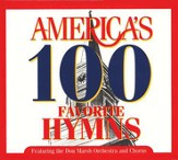 America's 100 Favorite Hymns, 4 CD Set