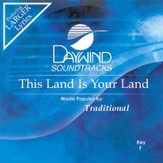 This Land Is Your Land, Accompaniment CD