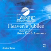 Heaven's Jubilee, Accompaniment CD