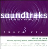 Jesus Is Love, Accompaniment CD