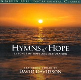 Hymns of Hope: 22 Songs of Hope and Restoration CD  - Slightly Imperfect