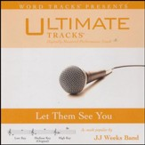 Let Them See You (As Made Popular By JJ Weeks Band) [Performance Track] [Music Download]