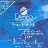 Pray For Me, Accompaniment CD