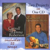 Heaven/Carroll Sings with His Guitar, Compact Disc [CD]