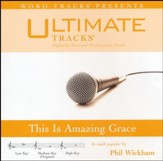 This Is Amazing Grace (Medium Key Performance Track with Background Vocals) [Music Download]