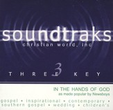 In The Hands Of God, Accompaniment CD