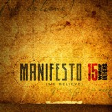 Manifesto (We Believe), CD