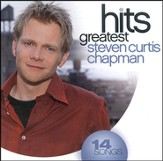 Greatest Hits: Steven Curtis Chapman CD