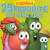 VeggieTales 25 Favorite Very Veggie Tunes! CD