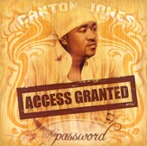 The Password: Access Granted CD