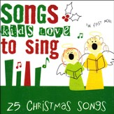 25 Christmas Songs Kids Love [Music Download]