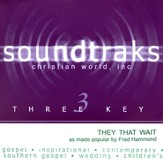 They That Wait, Accompaniment CD