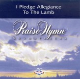 I Pledge Allegiance To The Lamb, Accompaniment CD
